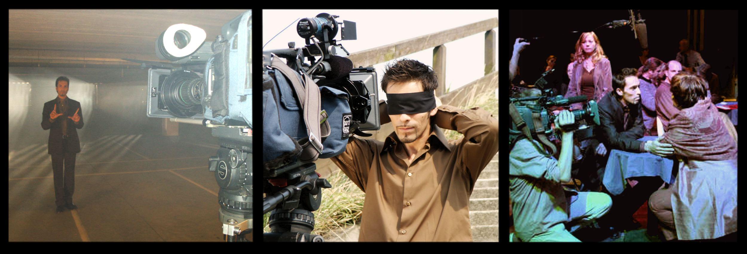 Joe Pequerrucho MindLeader JPQ mentalist magic entertainer blindfold